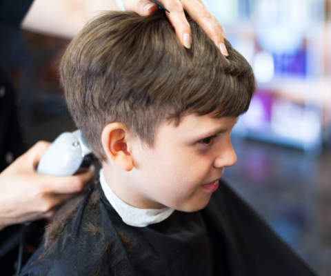 The Dreaded Haircut A Simply Perfect Life